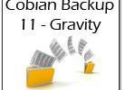 Cobian Backup 11 – Gravity