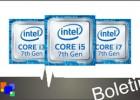 As nomenclaturas dos processadores Intel de 7ª Geração